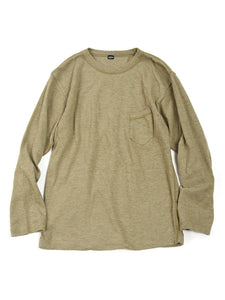 Low Gauge Tenjiku Long T-shirt Men's in Olive