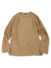 Low Gauge Tenjiku Long T-shirt Men's in Brown