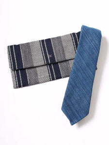 Khadi Denim Necktie