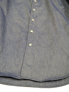 Cotton Oxford Coin Pocket Shirt