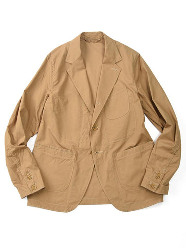 Weather Jacket in Beige