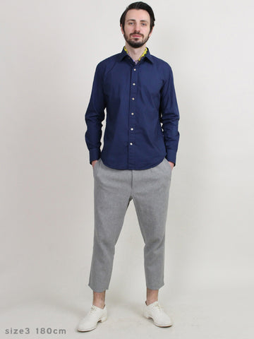 Supima Stretch Piece-dye Shirt