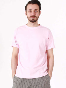 45 Star T-shirt ( Green / Pink )
