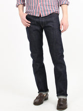 Supima Organic Ai-Indigo Denim 0417 One Wash Denim Pants