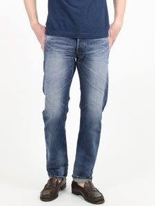 Sorahiko 0417 Distressed Denim Pants