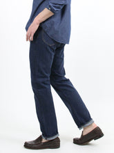 Supima Organic Cotton Ai-Indigo Denim 0417 Distress Pants