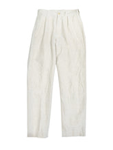 Linen Pants in White