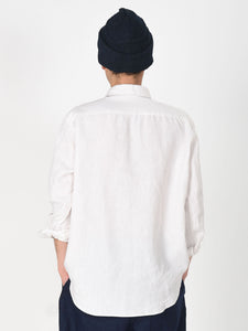 Linen After Dye Regular Shirt