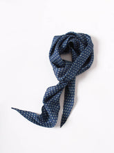Silk Dot Scarf