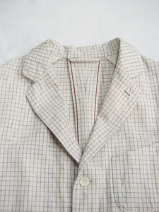 White Tweed Jacket (Men's)