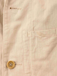 Cotton Linen Goma Chino ST Jacket