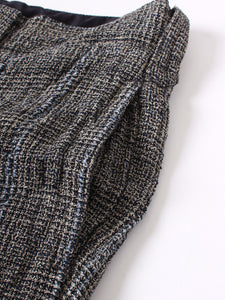Cotton Tweed Pants