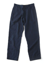 Linen Work 3 Pants in indigo