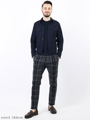 Indigo Kersey Stretch Jacket