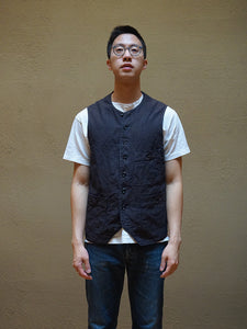 Indigo Forth Oxford Vest