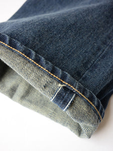 Aihiko 0815 Distress Denim Pants