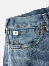 Aihiko Cotton 0815 Distress Denim Pants