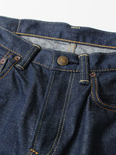 Indigo Kachin Hikohime One Wash Denim Pants