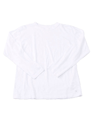 SA Zimba Tenjiku 45 Star Long Sleeve T-shirt in white