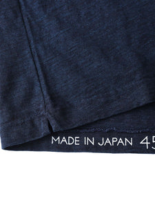 SA Indigo Zimba Cotton Tenjiku 45 star Long Sleeve T-shirt