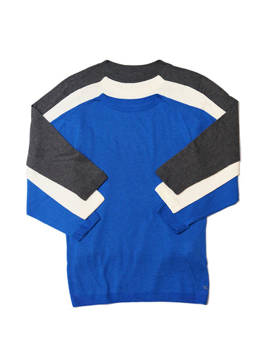 Men's Supima Cotton Super Gauze Knitted Long Sleeve