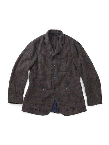 Cotton Tweed Jacket (Men's)