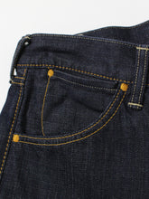 Supima Organic Ai-Indigo 0916 One Wash Denim Pants