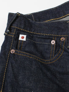 Sorahiko 0916 One Wash Denim Pants