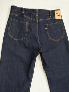 Aihiko Cotton 908 One Wash Denim Pants