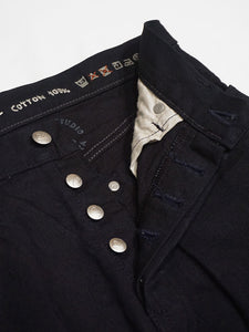 Nando x Nando Front River One Wash Denim Pants
