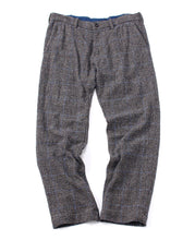 Cotton Tweed Miyuki Pants in green glen check