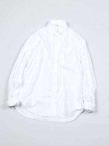 Zimba Oxford Shirt in White
