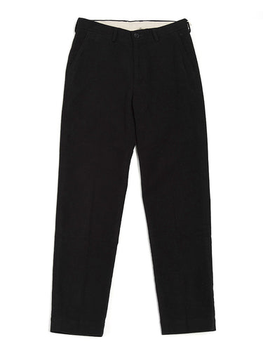 Mole Serge Easy Stretch Slacks Pants in Charcoal