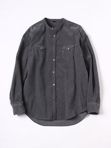 Corduroy Stand Eastern Shirt