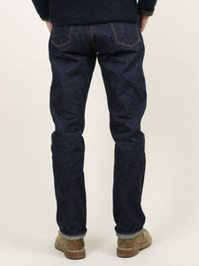 Sorahiko 1116 One Wash Denim Pants