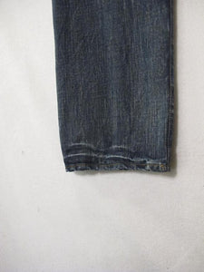 Aihiko 1216 Distress Denim Pants