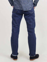 Supima Organic Ai-Indigo Denim 1216 Distressed Pants