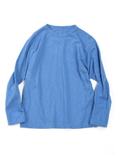 45 Star Long Sleeve T-Shirt in Saxe