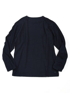 Indigo 45 Star Long Sleeve T-Shirt in Ai Nando