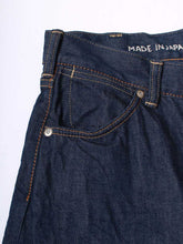 Umihikohime Cotton 0117 One Wash Denim Pants