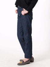 Umihikohime 0117 One Wash Denim Pants