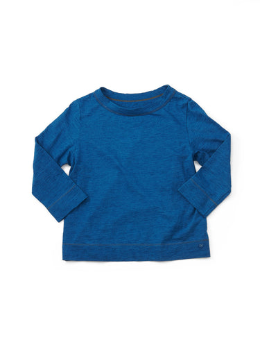 Indigo 45 Star T-shirt (Women's) in Indigo
