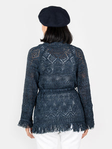 Indigo Lace Happie