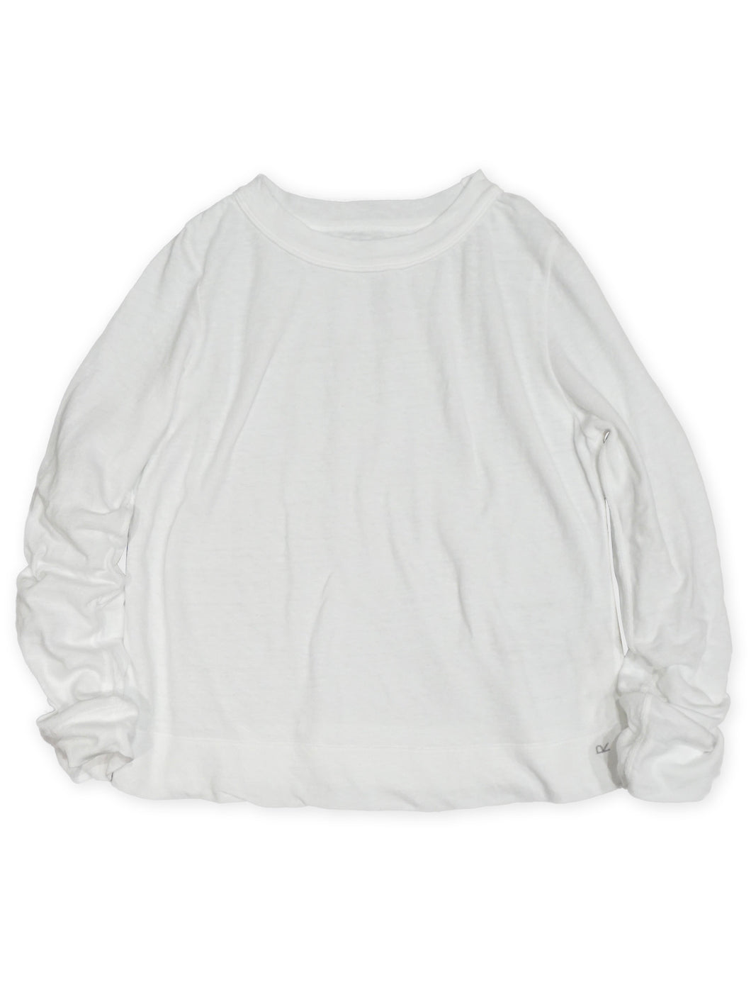 Zimba Super Gauze Square T-Shirt in White