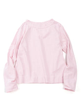 Zimba Tenjiku 45 Star Long Sleeve T-Shirt in Pink