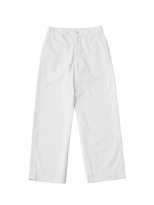 Okome Chino 908 Pants in White