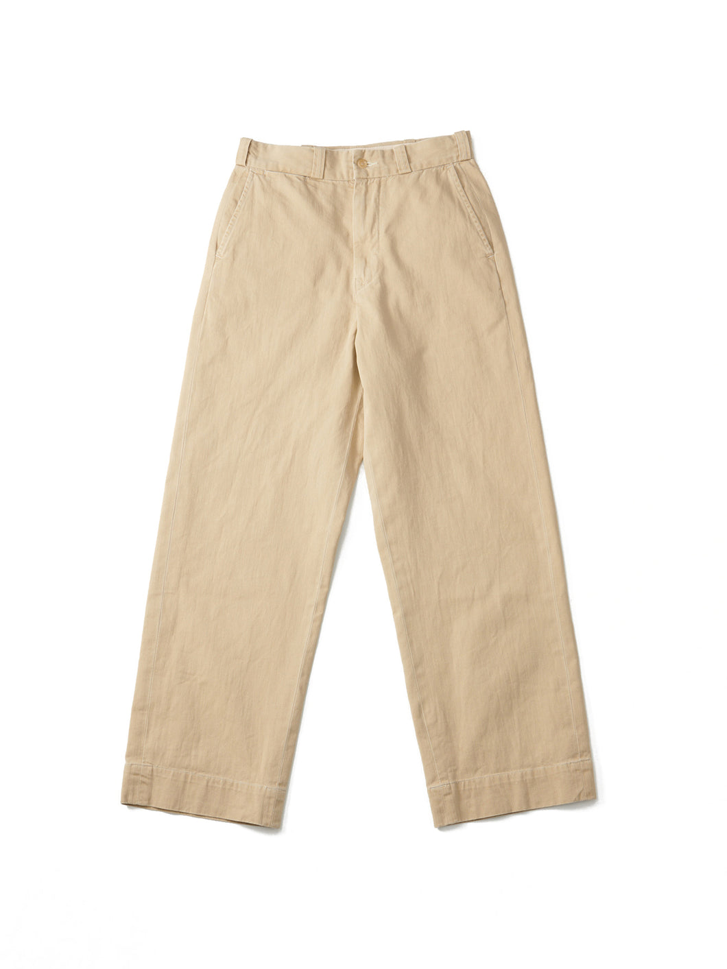Okome Chino 908 Pants in Beige