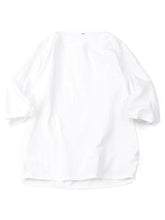 Damp Yakko Shirt in white