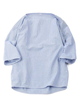 Damp Yakko Shirt in gingham