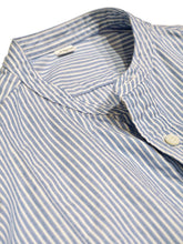 Oxford Stand Collar Shirt